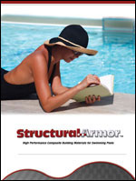 Structural Armor Composite Swimming Pools Brochure